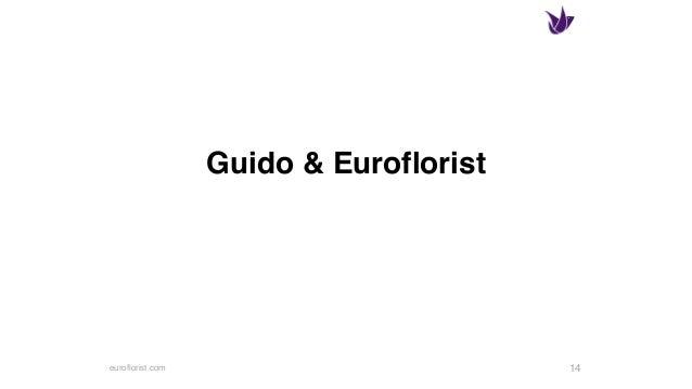 euroflorist.com Guido & Euroflorist 14