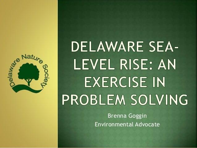 Brenna Goggin Environmental Advocate