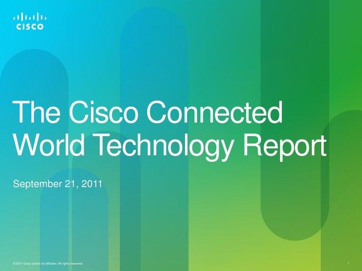 World Technology Report