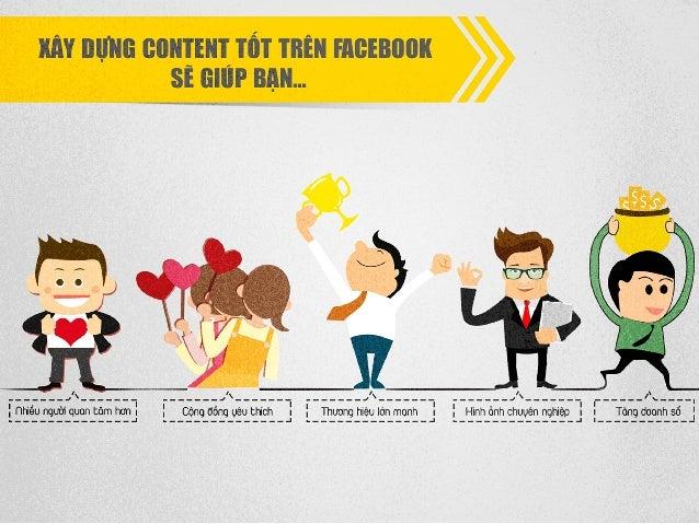 Các yếu tố xây dựng nội dung hiệu quả trên Facebook Fanpage Slide 2