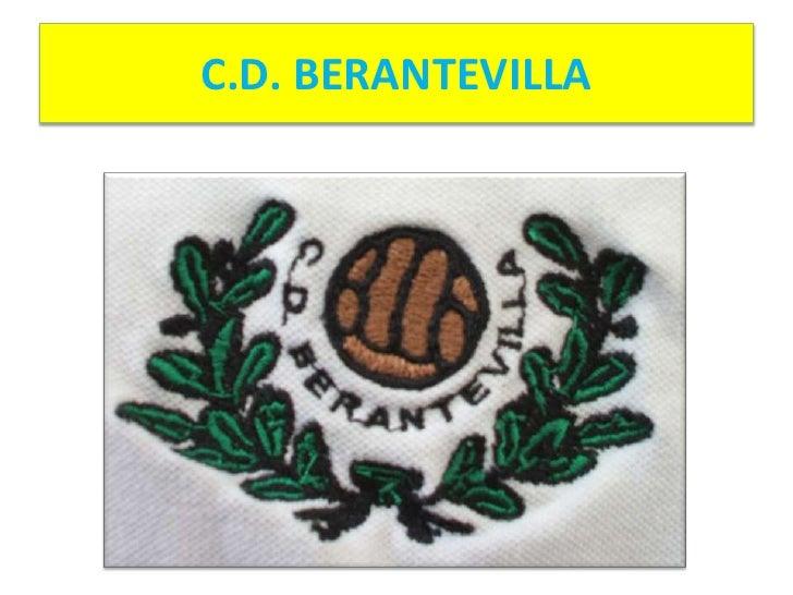 C.D. BERANTEVILLA<br />