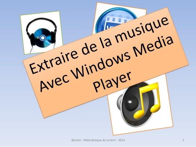 1  @telier - Médiathèque de Lorient - 2014