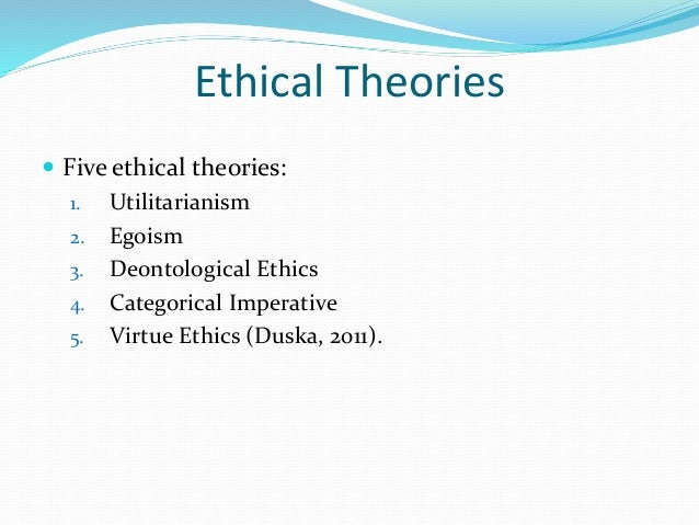 ethical comparison 2016-3-10  ethical challenges of research  1 learning objectives  after reviewing this chapter readers should be able to: • understand why ethics is important to research.