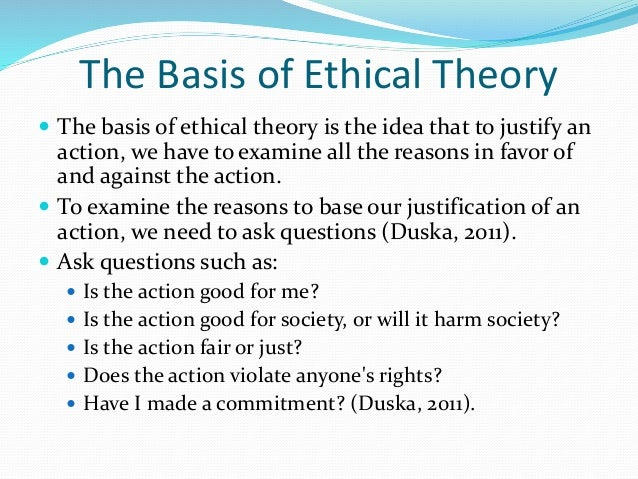 an analysis of ethics theories table The purpose of this article is to explain different ethical theories and compare and contrast them in a way that's clear and easy for students to understand there are three major categories of ethical systems that students typically learn about in philosophy classes: consequentialism, deontology and virtue ethics i will describe all of them.