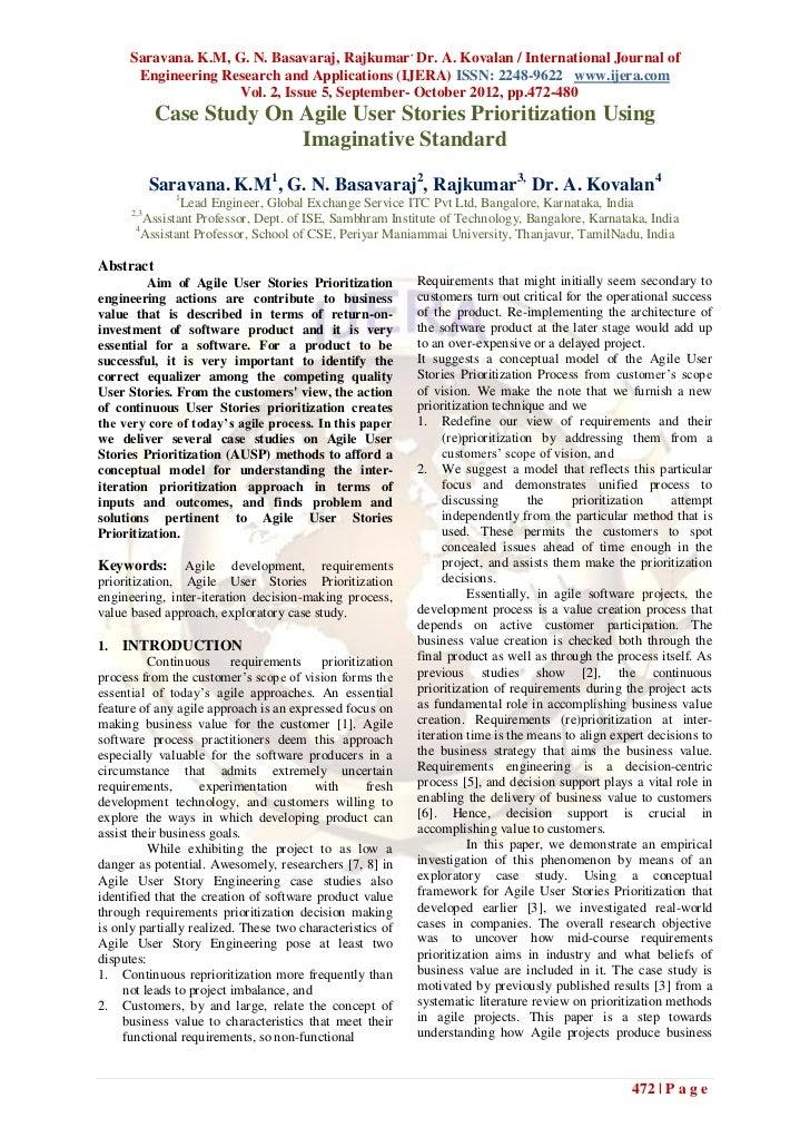 Saravana. K.M, G. N. Basavaraj, Rajkumar , Dr. A. Kovalan / International Journal of       Engineering Research and Applic...