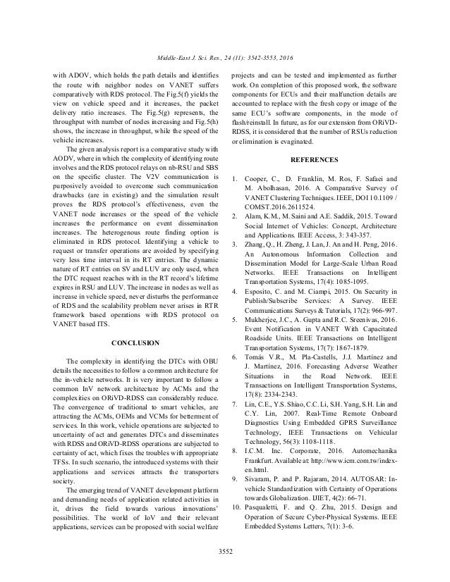 Middle-East J. Sci. Res., 24 (11): 3542-3553, 2016 3552 with ADOV, which holds the path details and identifies projects an...