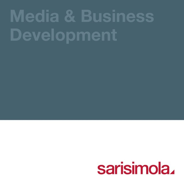 Media & Business Development
