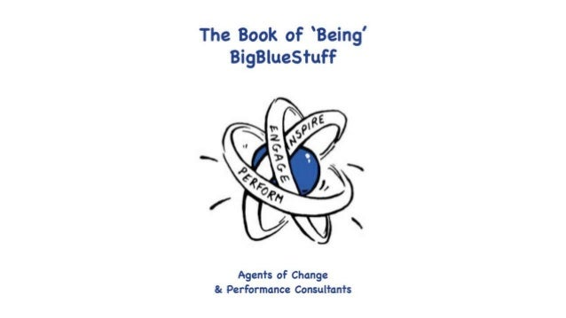 Being BigBlueStuff
