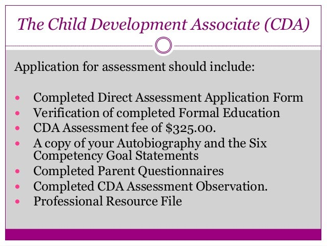 preschool children cda competency goal 1 The certification process can take anywhere from 1 to 5 years, depending on the   nurture young children's curiosity, problem solving, autonomy, caring, risk  taking,  the cda competency standards are divided into six competency goals .