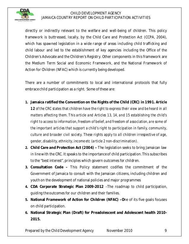 Custom The Millennium Development Goals Essay