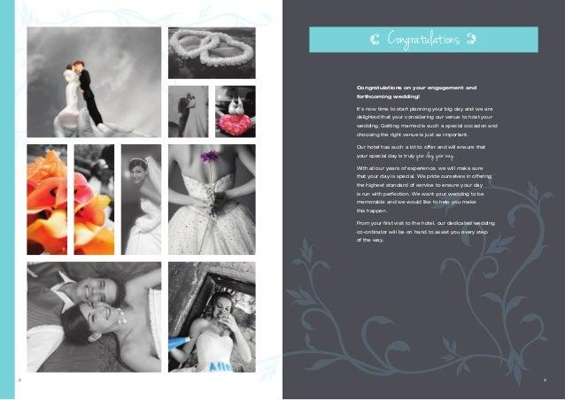 Holiday Inn Leamington Spa Wedding Brochure (1)