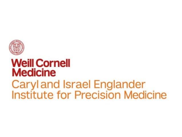CDAC 2018 Elemento A precision medicine