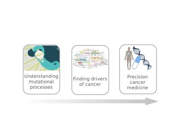 CDAC 2018 Gonzales-Perez understanding cancer genomes Slide 3