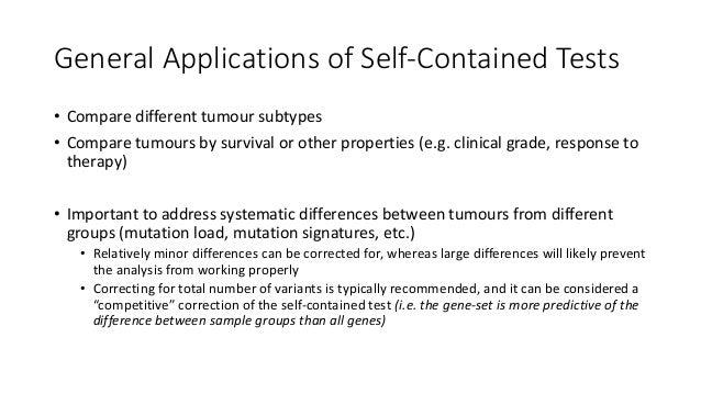 GeneralTipsforGene-setAnalysis/1 • Carefullydesignyourexperiment • Flawsinexperimentaldesign,likepresenceof...