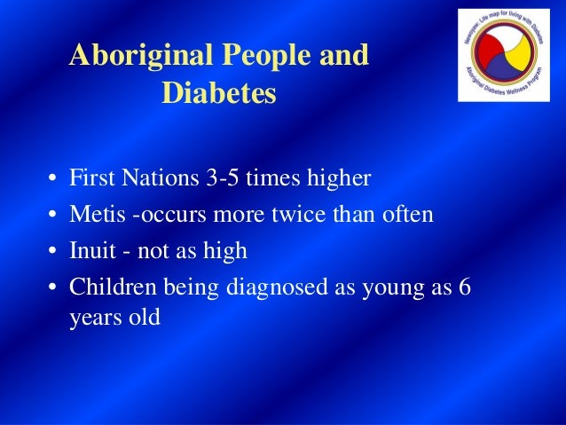 Diabetes for indigenous australians