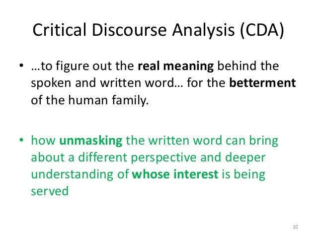 critical discourse analysis power ideology Individual words to complete discourse structures the ideology on power consists of fifteen types which are critical discourse analysis, ideology, society.