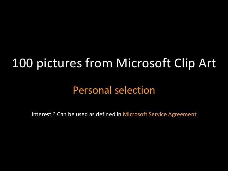 PowerPoint Tutorial Presentation - 100 Pictures Slide 2