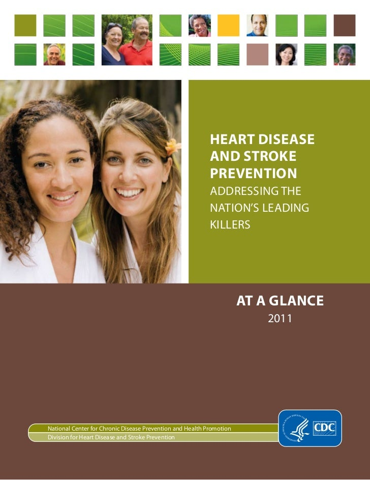 Heart Disease                                                           anD stroke                                        ...