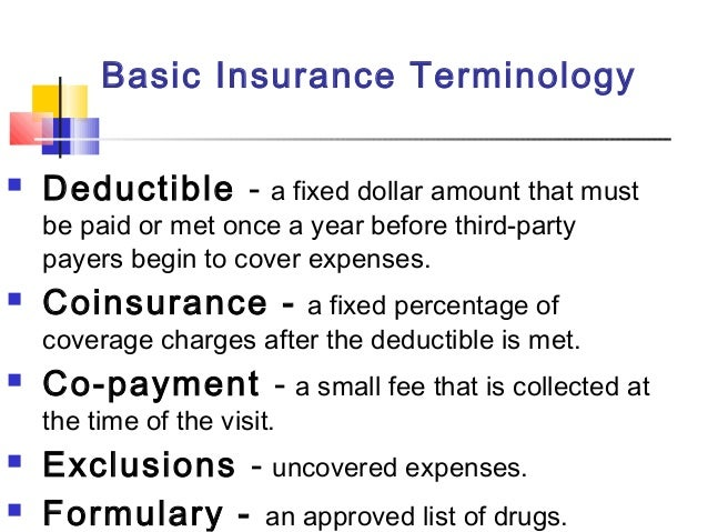What Is A Deductible For Car Insurance Mean