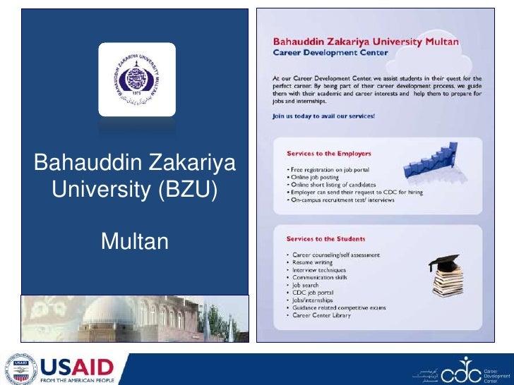 USAID Career Development Centres