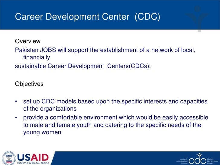USAID Career Development Centres