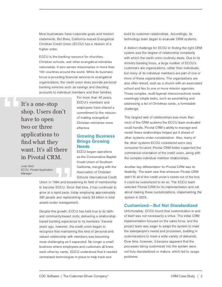 Featured CRM Case Studies | SugarCRM