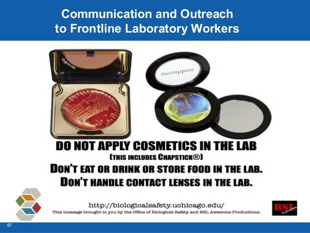 Cdc Dec 2015 Strengthening A Culture Of Laboratory Safety