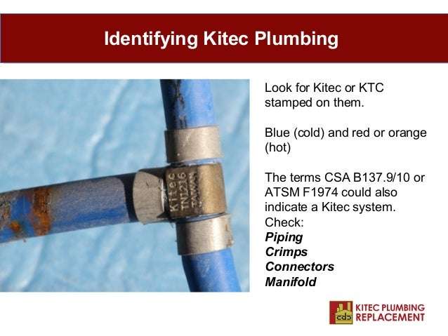 Kitec Plumbing Replacement A Comprehensive Guide
