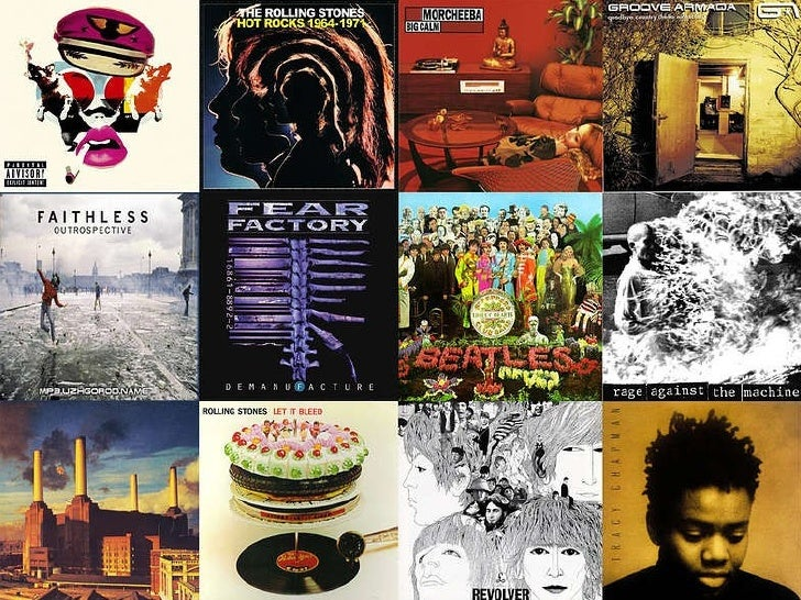 Favourite CD Covers