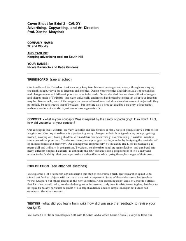 psychology research paper template