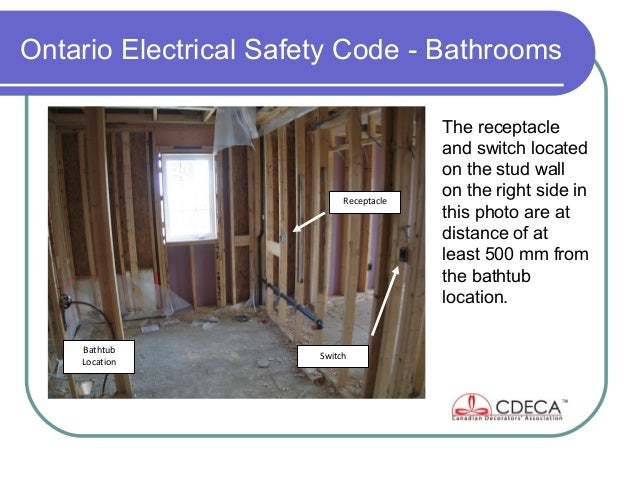 Outstanding Electrical Codes Ontario Crest - Electrical Circuit ...