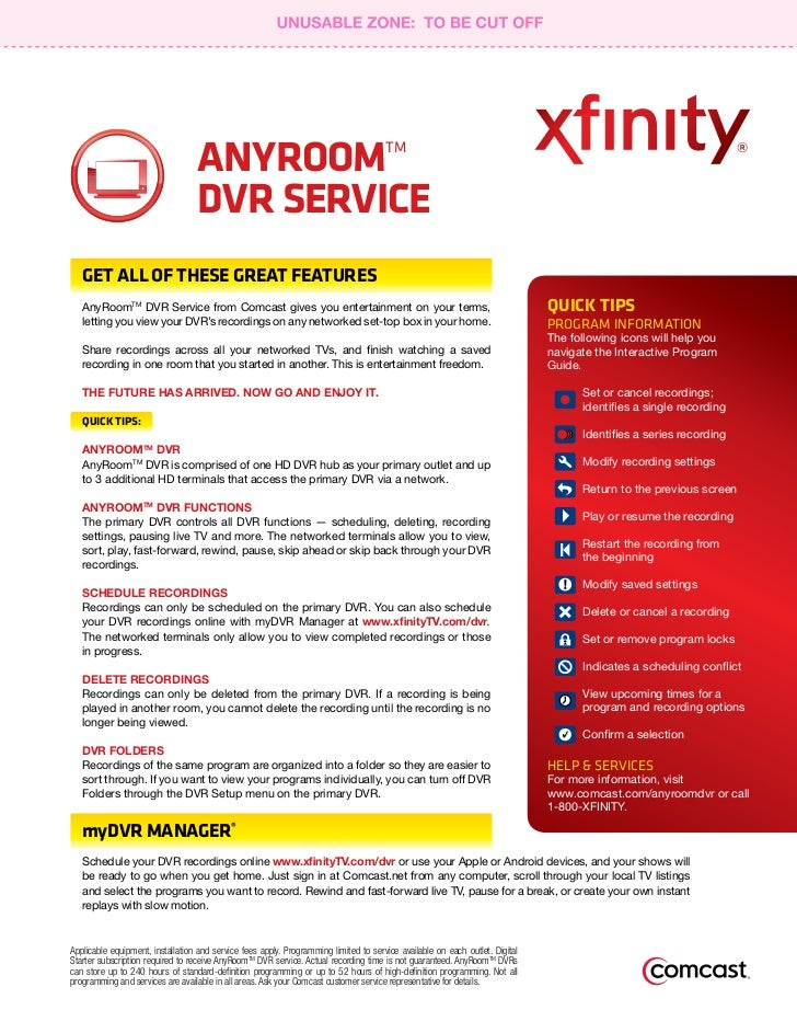 Welcome to Xfinity