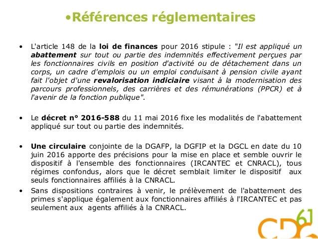 Cdg61 ppcr reunion ppcr contenu de la reunion du 15 12 2016 - Grille indiciaire administrateur civil ...