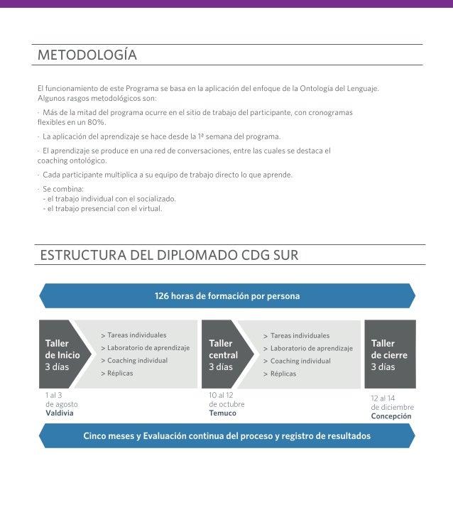 CDG UDD Sur 2013    Slide 3