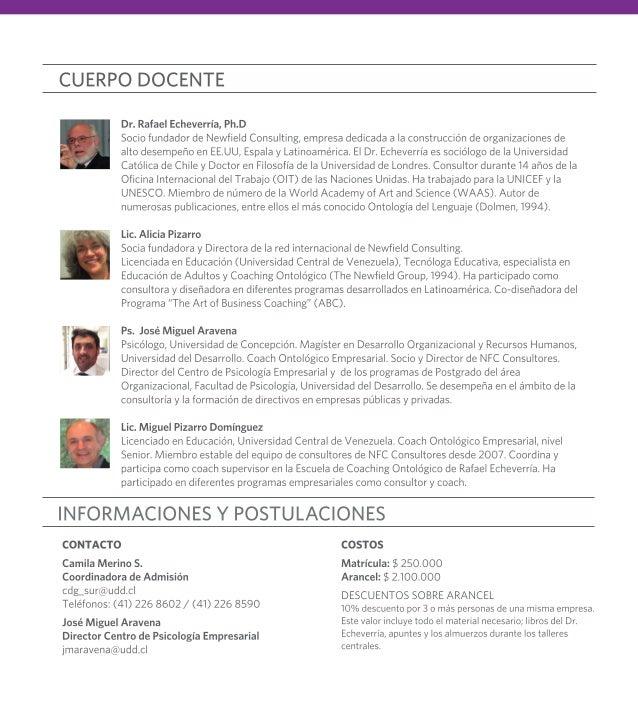CDG UDD Sur 2013