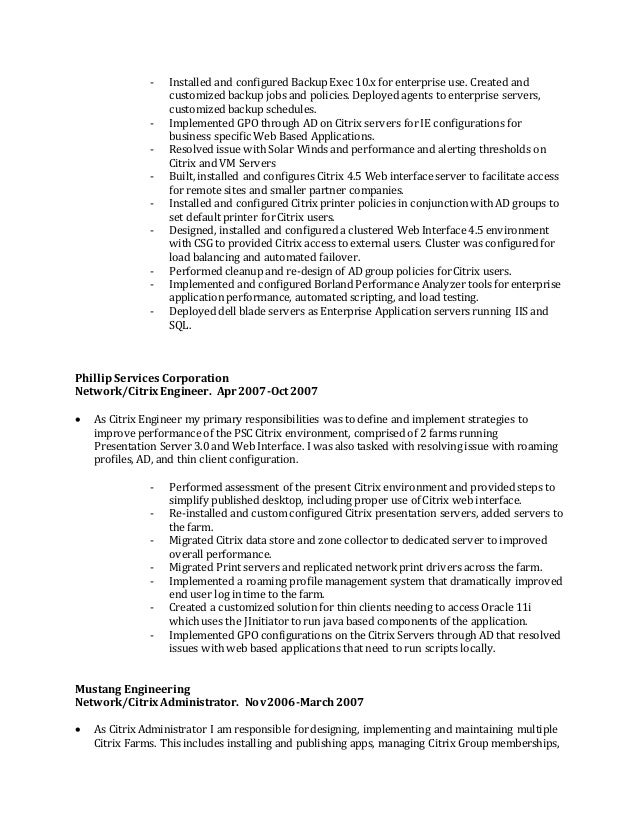 Calvin Diaz updated resume