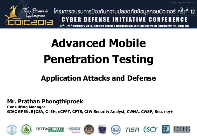 CDIC 2013 : Cyber Defense Initiative Conference 2013                                                                      ...