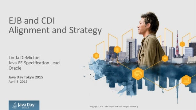 EJB and CDI - Alignment and Strategy Slide 3