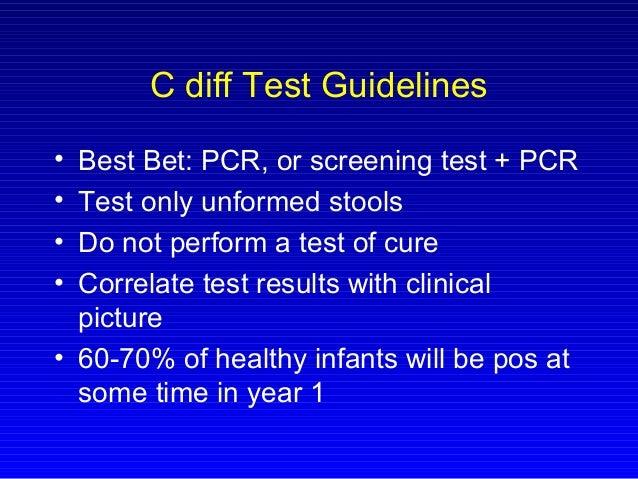 Clostridium Difficile C Diff Is More Difficult Than Ever