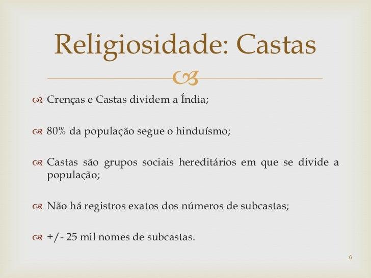 """Resultado de imagem para As Castas e os """"Outros"""" na Índia"""