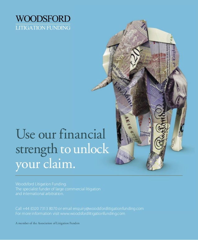 Use our financial strengthtounlock your claim. Woodsford Litigation Funding. The specialist funder of large commercial lit...