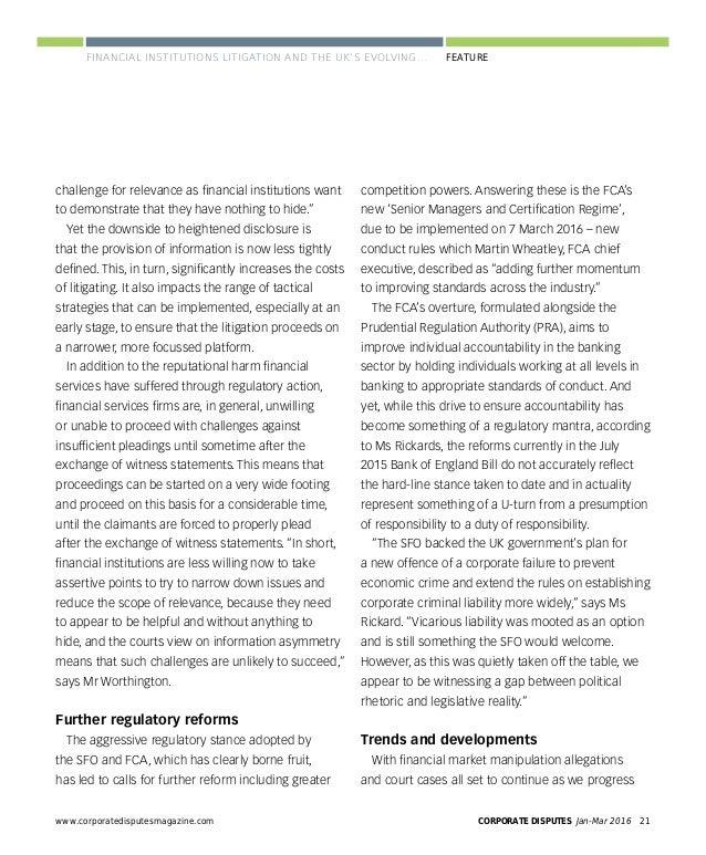 CORPORATE DISPUTES Jan-Mar 201624 www.corporatedisputesmagazine.com EXPERT FORUM EXPERT FORUM ARBITRATION IN THE AMERICAS