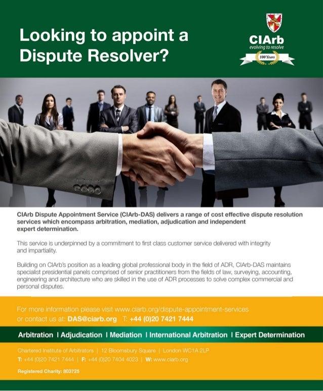 CORPORATE DISPUTES Jan-Mar 201626 www.corporatedisputesmagazine.com EXPERT FORUMARBITRATION IN THE AMERICAS CD: Could you ...