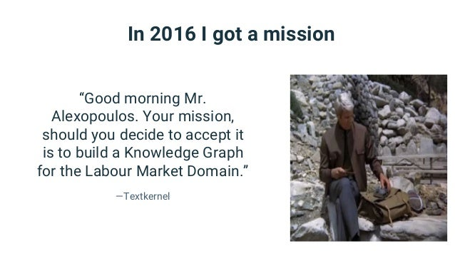 From Taxonomies and Schemas to Knowledge Graphs: Parts 1 & 2 Slide 3