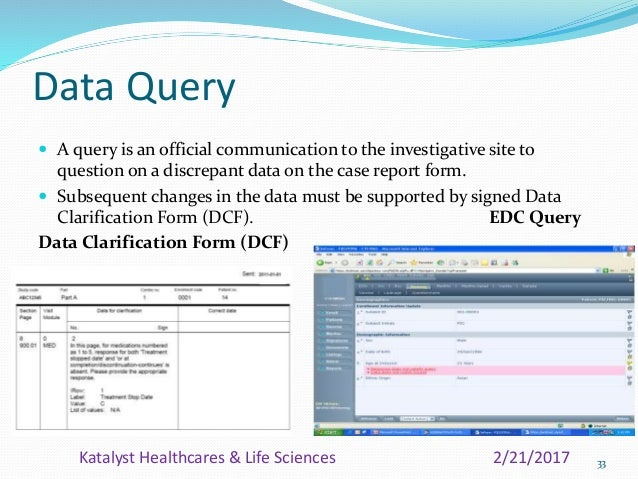 Clinical Data Management Process Overviewkatalyst Hls