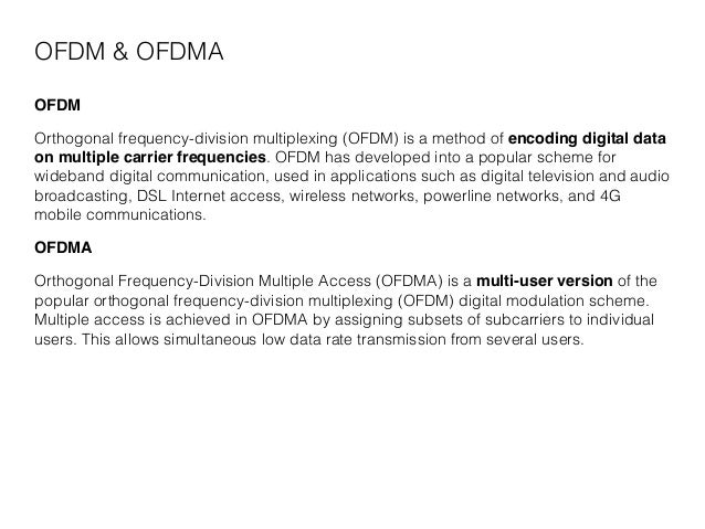 CDN - An opportunistic Scheduling Scheduling Scheme with a Minimum Date-Rate Guarantees for OFDMA Slide 2