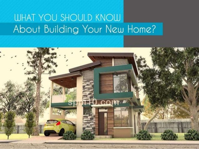 When building a new home what to know home design for When building a new home what to know
