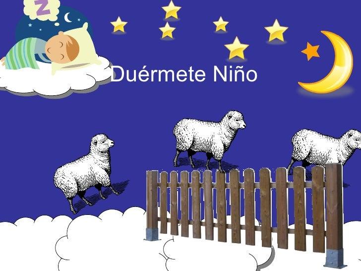 Duermete Niño Slide 2