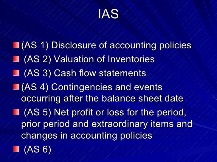 analysis of the accounting policies of The responsibility for procedure development of this policy rests with institutional accounting, reporting and analysis implementation the responsibility for implementation of this procedure rests with institutional accounting, reporting and analysis.