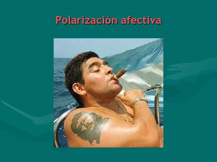 Polarización afectiva